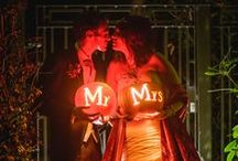 Autumn/Halloween Wedding Ideas