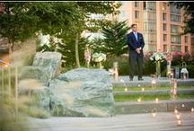 Plan the Perfect Proposal / Let our wedding experts guide you in planning an unforgettable rooftop proposal in Baltimore.