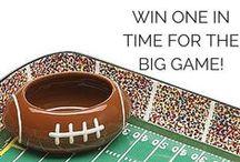 Super Bowl Menu & Ideas / by Crescent Foods