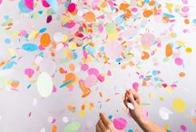 Celebrate / Time to celebrate? Great party inspiration and pretty pictures to get the creative juices flowing.