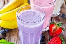 Smoothies + Juices