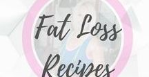 FAT LOSS RECIPES / This board is all about fat loss recipes and meal plans.  I'll share my fave easy fat loss diet pins here! Be sure to grab your free guide to my absolute fave fat loss recipes here ==> http://mythinkfit.com/my-favorite-recipes/  Free weekly planner for fat loss lifestyle here ==> http://mythinkfit.com/planner
