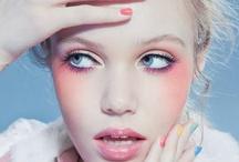Make me up / Makeup Inspiration / by Sherri DuPree Bemis
