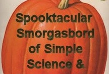 Fall and Halloween / Halloween Activities, Science Recipes, Crafts, Books and Costumes