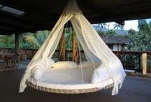 I love hammocks! / by Casi Flordeliza