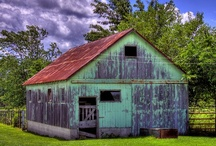 barns and such / by Becky Crouch