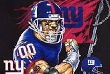 New York Giants / by Ernesto Velez