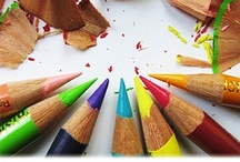 ART |  Painting with Colored Pencils