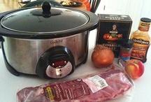 Crockpot Recipes / by Ernesto Velez