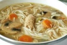 Soups, Stews, Sauces, & Dips / by Ernesto Velez