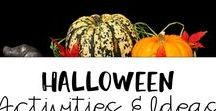 Halloween Activities and Ideas / Tons of Halloween activities and fall themed ideas and resources for elementary.