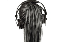 My Mood Stablizer... ♪♫♪ MUSIC ♪♫♪ / the vibes, the tunes, that keep me happy... :) (always in my ears!) / by Anita Drink