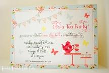 Ella's Tea Party Birthday / by Meghan Azam