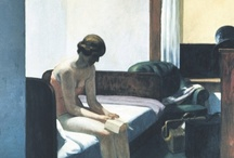 Edward Hopper / (22 July 1882 – 15 May 1967) was a prominent American realist painter and printmaker.