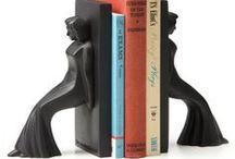 BOOKS | Bookshelves-Bookends