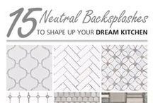 Mad for Mosaics / Beautiful mosaics of all kinds. Shop tile mosaics at Floor & Decor. / by Floor & Decor