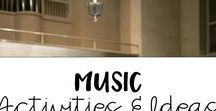 Music / Music integration in the classroom