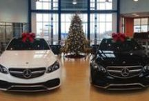 Our Mercedes Showroom / Cars at our Dealership