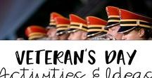 Veteran's Day / Veteran's day Activities and resources for elementary
