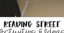 Reading Street Activities and Ideas / Tons of complementary activities to use with Reading Street.