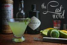 recipe ideas: cocktails / by Kiersten Mitchell