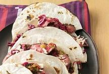 Mexican Inspired Dishes / by Meghan Azam