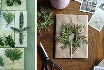 Gift Wrap / by Sherri DuPree Bemis