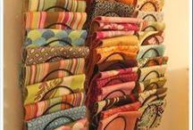 Craftroom-SEWING RM Organization & Decor / by Whatzername ;-)
