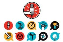 inspiration: icons & logos / by Kiersten Mitchell