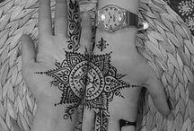 tattoos and henna art / lets get intricate / by Anita Morena
