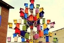 Birdhouses / by Vincenza Leone