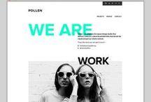 inspiration: digital & web / by Kiersten Mitchell