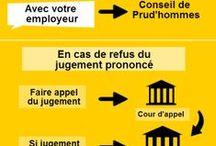 Au Tribunal / au Tribunal, en France