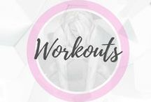 WORKOUTS / This board has some of my favorite HIIT workouts for women and ways to boost your fat burn.  I'll share my tips and tricks for quick home or gym workouts here.  Grab your own free health and wellness assessment here ==> https://goo.gl/forms/PIcPJWTipRyTTWzJ2