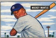 Rookie Cards of Sports Legends / The first time these icons appeared on collectibe sports cards