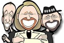 Caricatures / by Ted Gargiulo