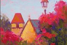 ART | Colorists / Various artists using expressive color