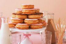 Ella's Donuts and Pajama's Birthday / by Meghan Azam