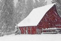 ART | Snow, Rain, Fog / Paintings featuring weather