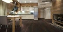 Eco-Friendly Bamboo / Bamboo is a durable, sustainable flooring option perfect on any budget!