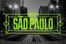 Cores de São Paulo