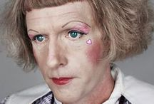 Grayson Perry - the man and Claire