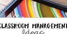 Classroom Management / Classroom Management ideas for elementary