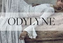 Odylyne The Ceremony / Odylyne The Ceremony is a line of exquisite gowns and dresses for brides and bridesmaids designed by Stephanie White. With an ethereal and free-spirited approach to bridal, each of the dresses embodies the deep emotion, sensibility and beauty of the life and art. Odylyne The Ceremony is available at Lovely NYC, Dallas and Miami. You can contact the location you would like to visit for a list of the styles carried.