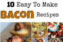 Bacon, Bacon and More Bacon! / just bacon, need I say more?