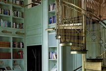 Home-Misc. Inspired Spaces / Library/Study + Hallways + Entry Ways + Stairs + Dressing Rooms + Mud Rooms + Laundry Rooms + Etc.
