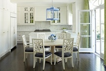 Inspired Spaces: Prep + Dine + Drink / Kitchens + Dinning Rooms + Breakfast Nooks + Outdoor Dining Spaces  + Wet Bars + Bar Trays