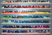 Fierce Nail Polish Addict! / by Ginger Simpson