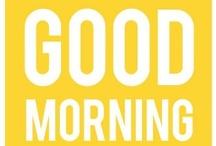 Gormet ♥ Morning / by Minkspot