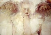 Angels / Light Workers and Light Beings / by Christine W.